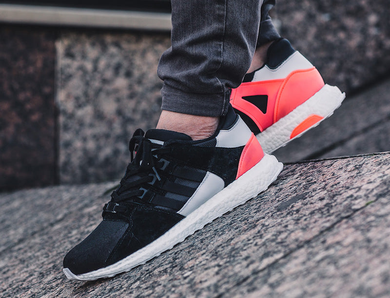finest selection 292af fe330 Adidas EQT Support Ultra Boost Turbo Red Release (1)