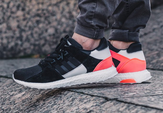 Adidas EQT Support Ultra Boost Turbo Red Release (3)