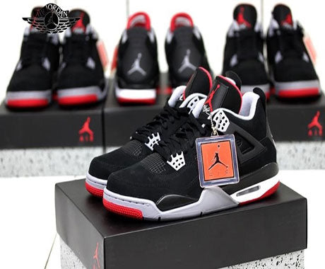Air Jordan 4 Bred 2019 Release 30th Anniversary