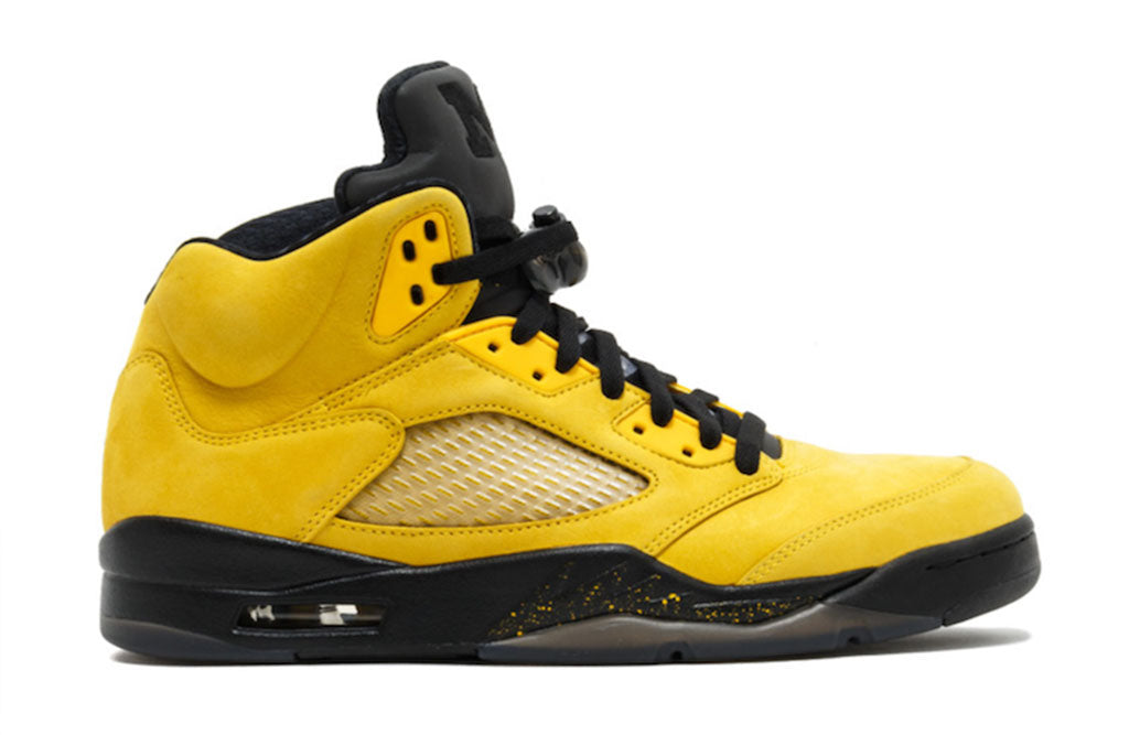 e01d8efcaec0 Air Jordan 5 SP Michigan 2019 Release