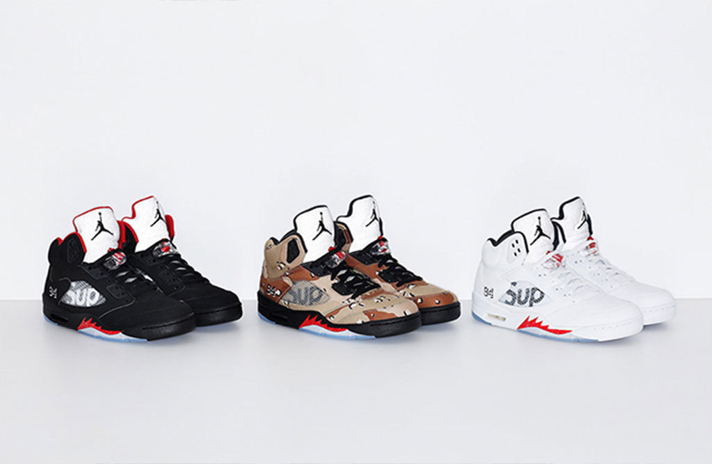 Air-Jordan-5-Supreme-White-Black-Camo