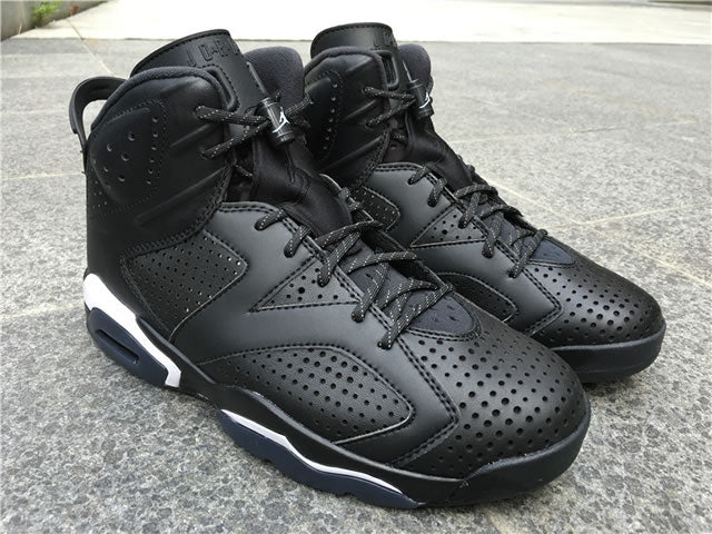 Air-Jordan-6-Black-Cat-2016-release