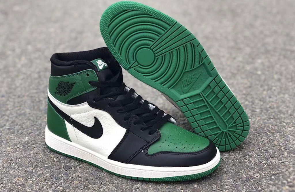 promo code 308ef 33518 Air Jordan 1 Retro High OG Green