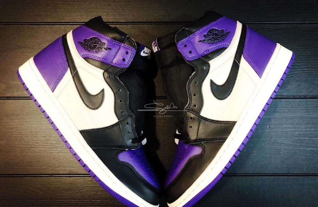 6a0ba13551a4b0 Air Jordan 1 Retro High OG Purple