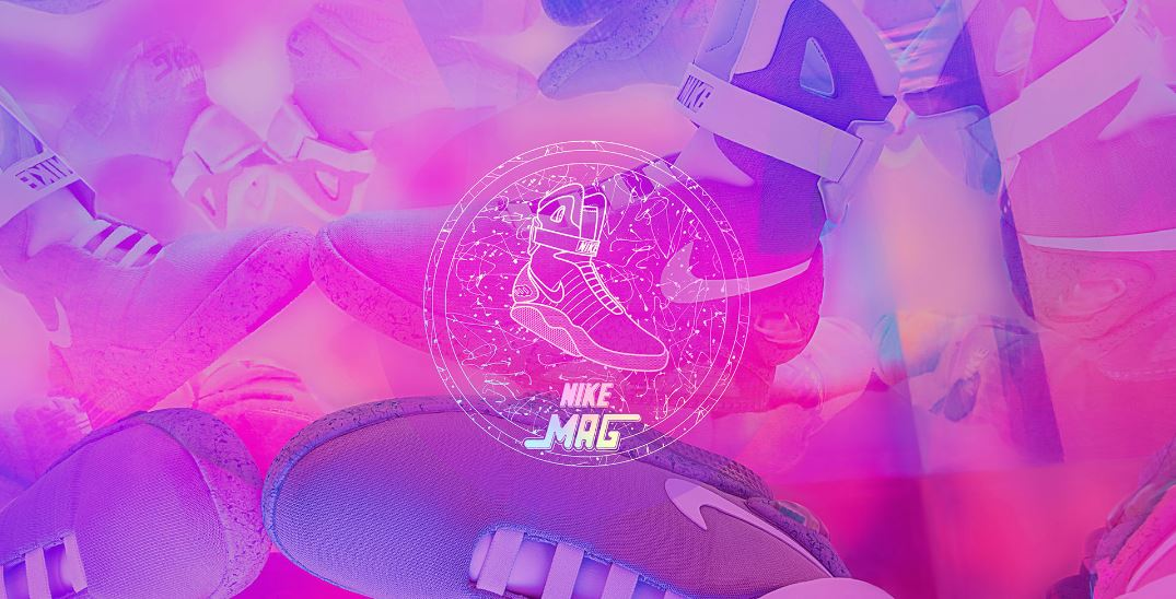 Buy The 2016 NIKE MAG With Power-Lacing Now Via Draw