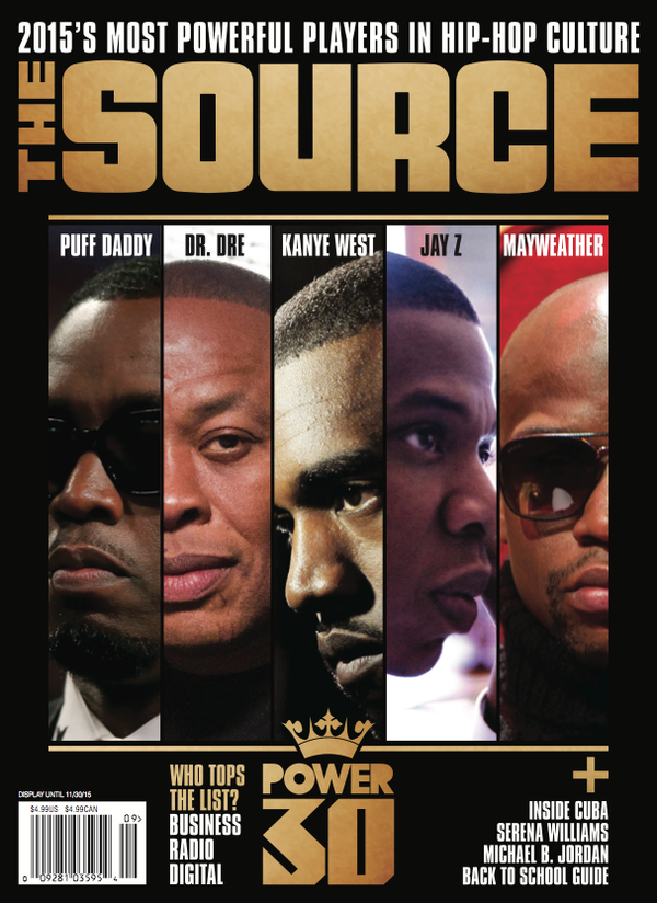 The Source Magazine Power 30 2015