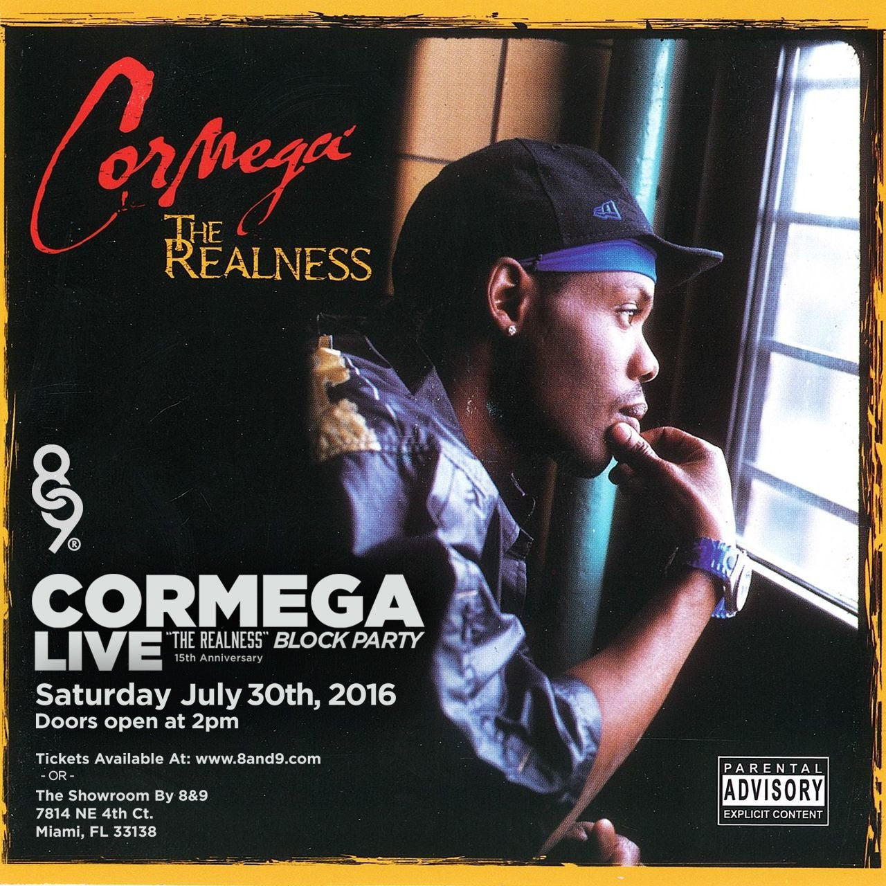 "Cormega's 15th Anniversary of ""The Realness"" Block Party"