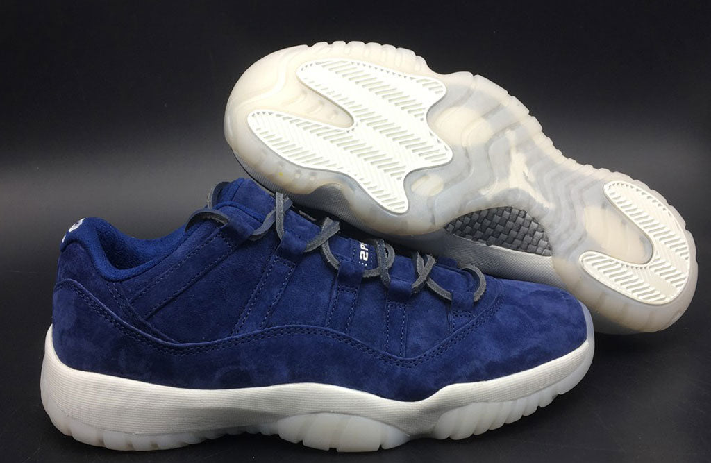 Derek-Jeter-New-Air-Jordan-11-Low-RE2PECT- 9d2656296