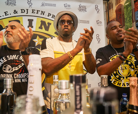 Drink Champs Ep. 46 With Diddy aka Puff Daddy