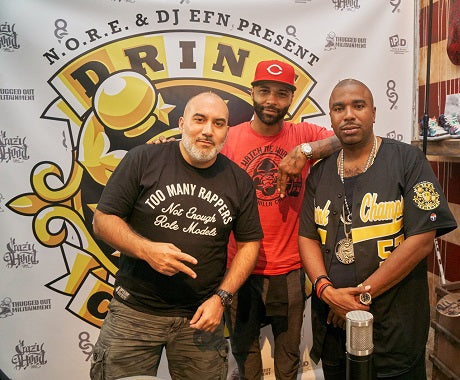 Drink Champs - Joe Buddens