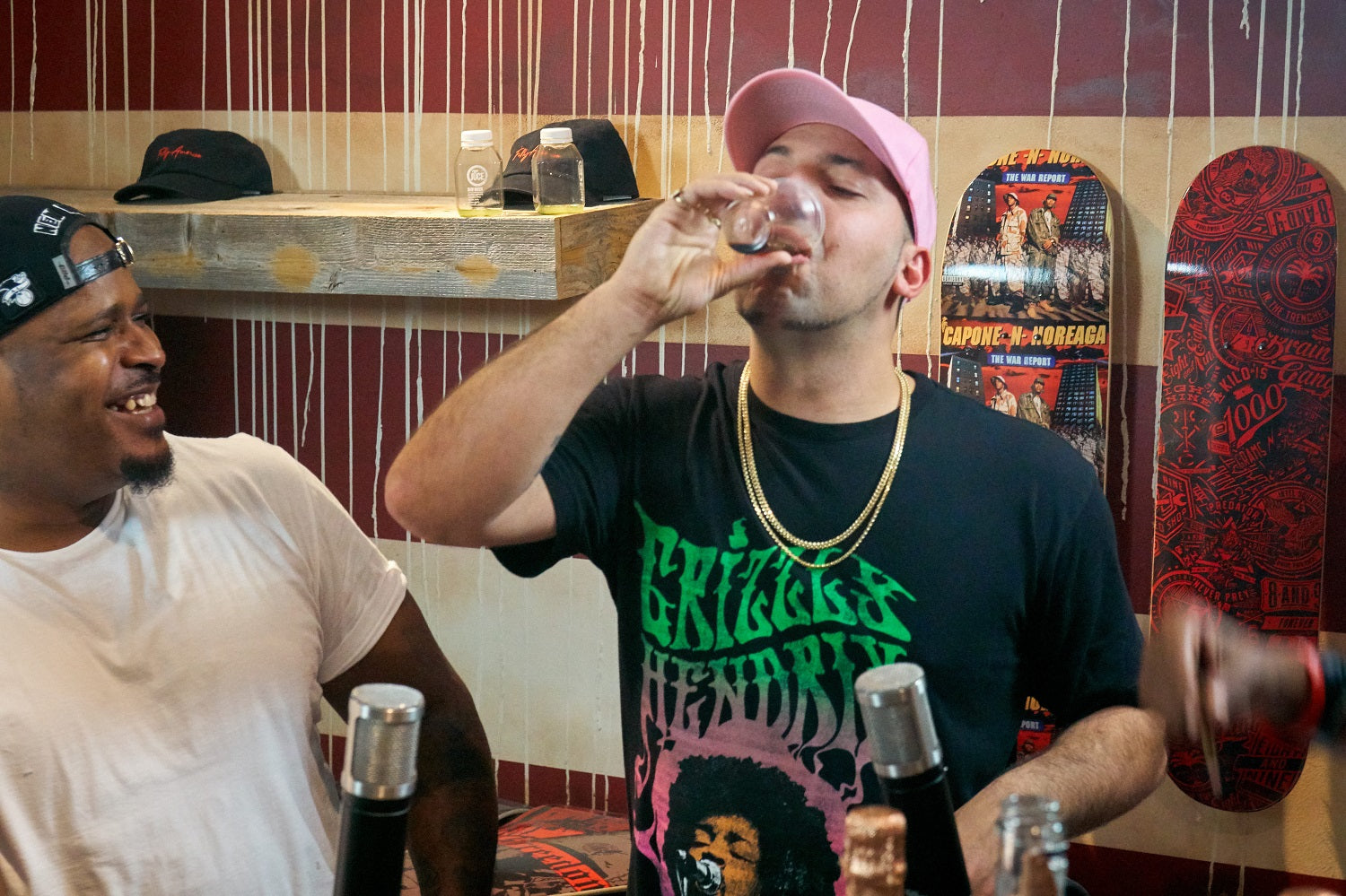 Drink Champs Ep. 50 W/ The LOX