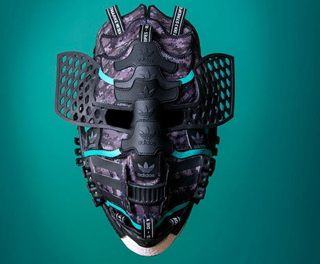 Freehand Profit Adidas NMD R1 Mask No. 127 For Adidas Originals