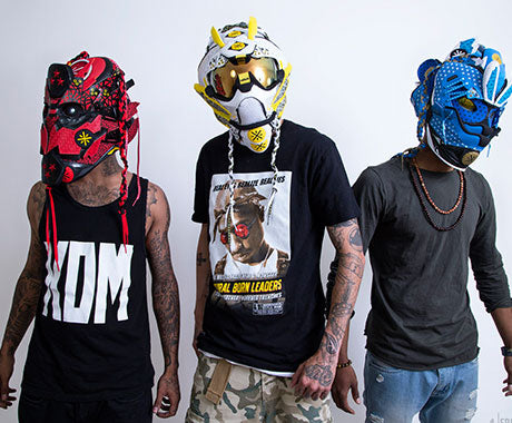 Freehand Profit Releases 3 New Sneaker Masks!