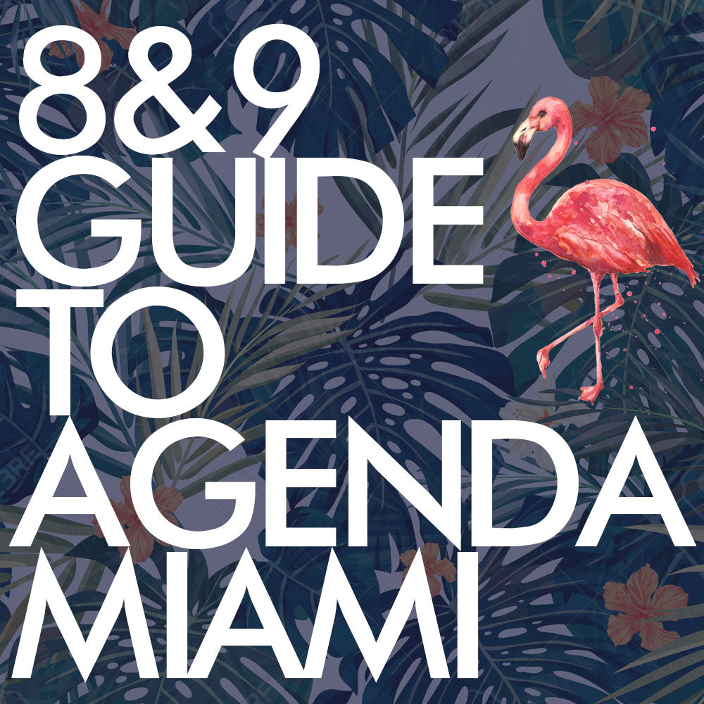 Guide To Agenda Miami 2016