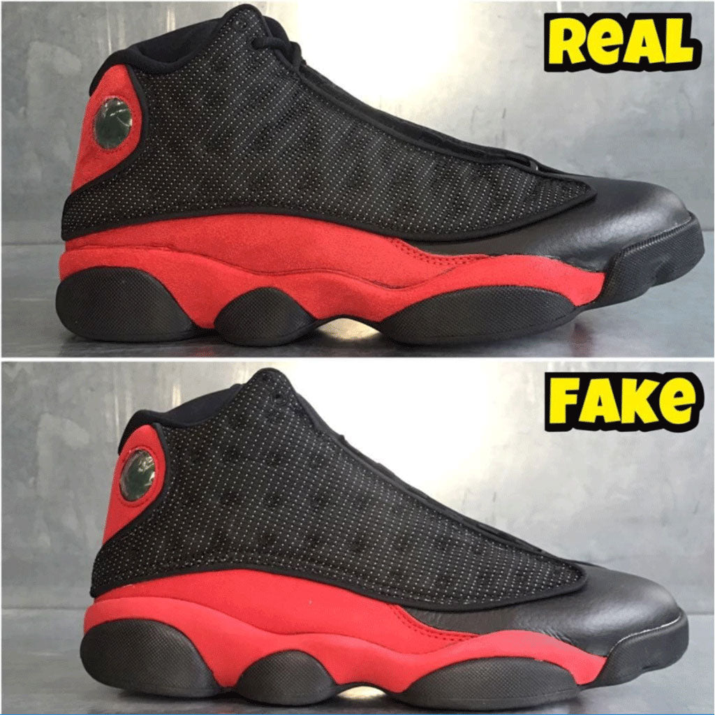 san francisco 5916e dd1a3 How to Spot Fake Jordans | Legit Check Your Jordans | 8&9 ...