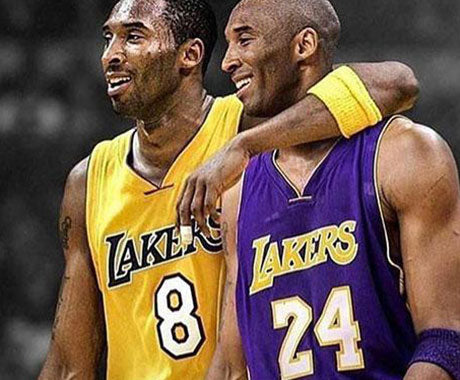 Lakers Retire Both Of Kobe Bryant's Numbers