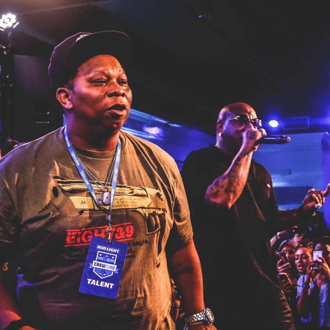 Mannie Fresh 8and9 all Star Weekend 2017