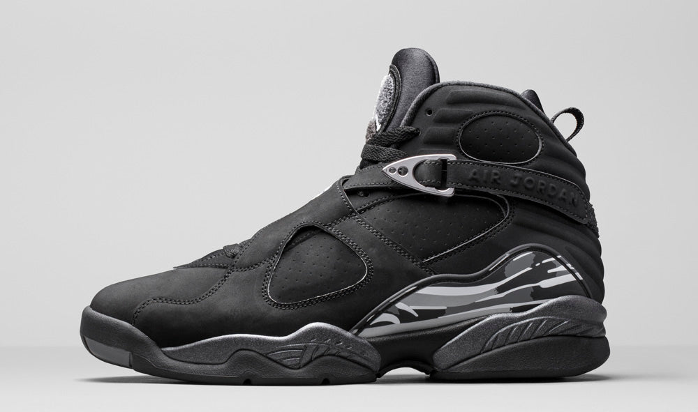 Match The Jordan 8 Chrome 2015 Release