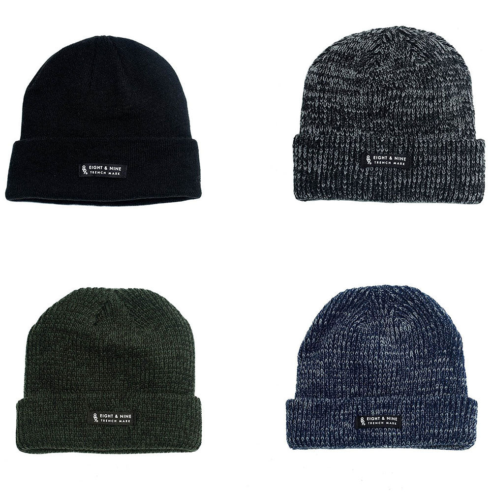 New premium 8and9 beanies added to the shop