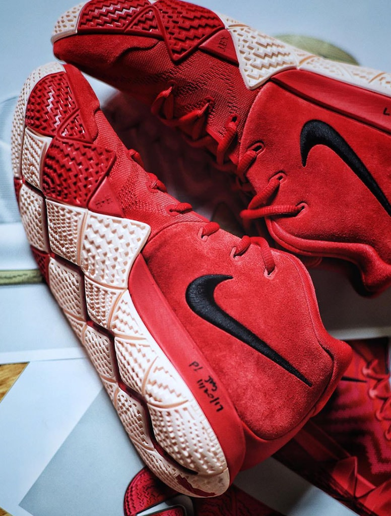 online store bdbe4 b2a4d Nike Kyrie 4 Chinese New Year 2018 Release | 8&9 Clothing Co.