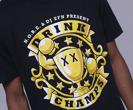 OG Drink Champs T Shirt Restocked + New Hoodie!