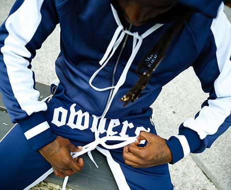 Own The Team Collection - New Track Jackets Pants and Batting Jerseys