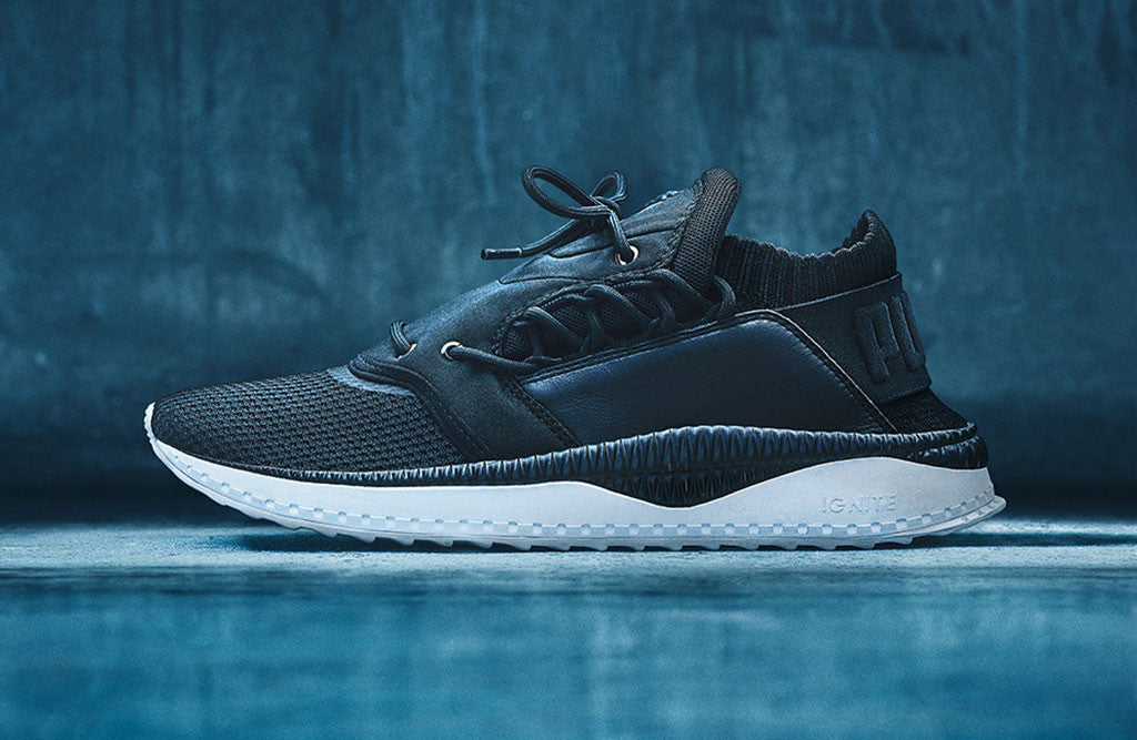 Puma And The Weeknd Release The Tsugi Shinsei sneaker