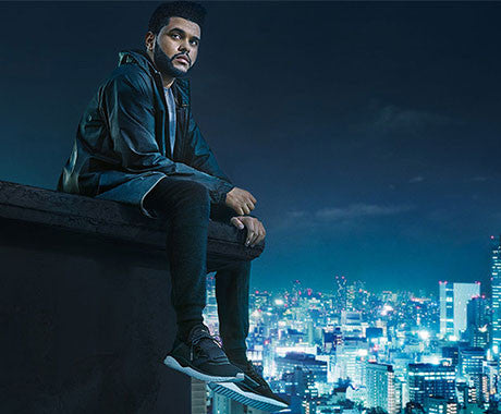 Puma And The Weeknd Release The Tsugi Shinsei sneaker excerpt