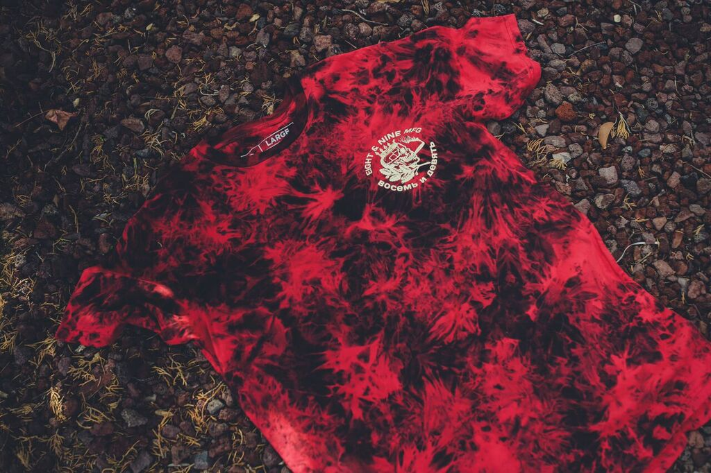 Red Premium Cut And Sew Justice Shirt (1)