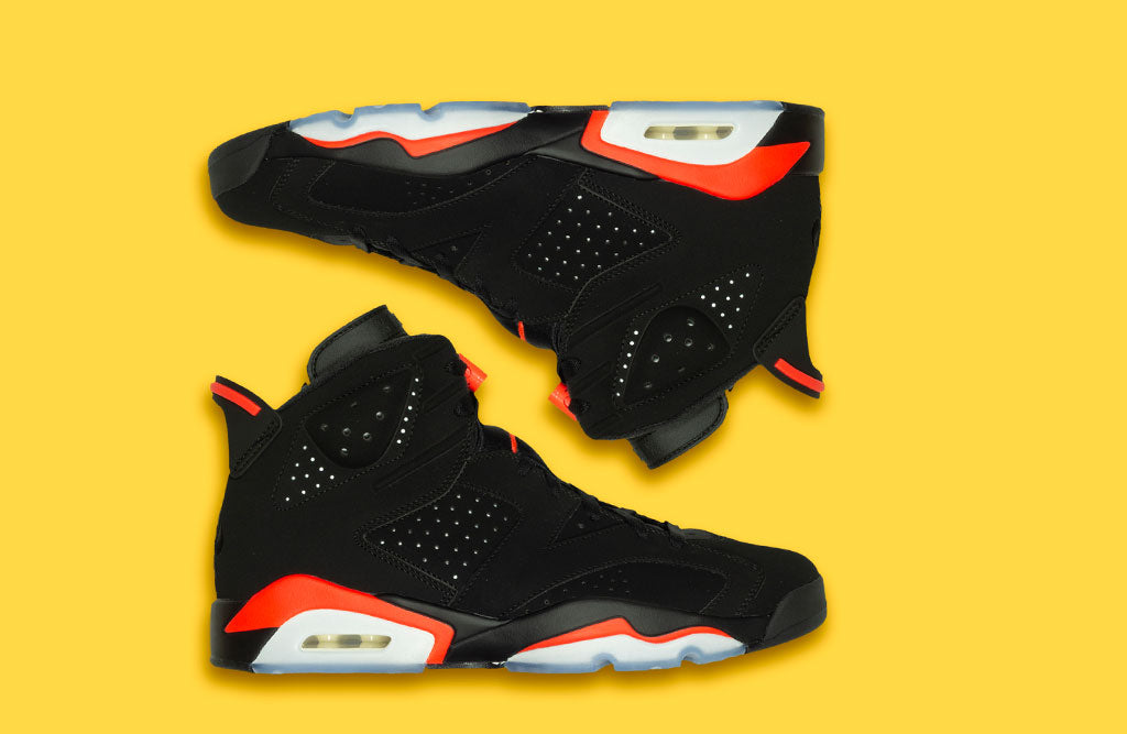 0645a6a058139b Shirts to match Jordan 6 Infrared 2019 Release. Air Jordan 6