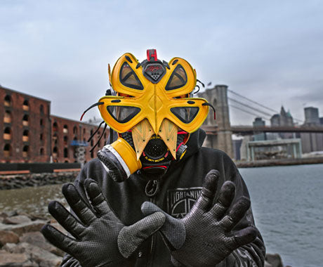 TBT Looking Back At The Lebron 9 Taxi ODB Tribute Mask