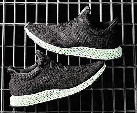 The adidas Tuturecraft 4D Runner Releases December 2017
