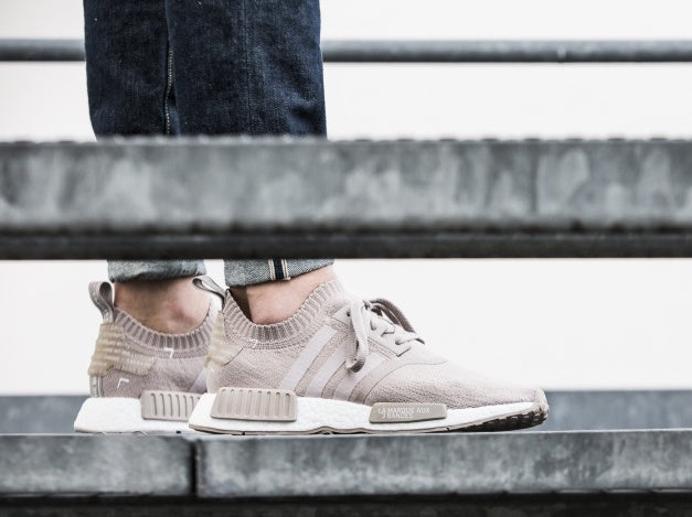 """Adidas NMD R1 Primeknit """"French Beige"""" Releases Next Week"""