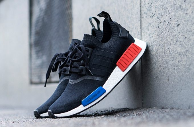 adidas NMD R1 Primeknit Arriving in New Striped Colorways