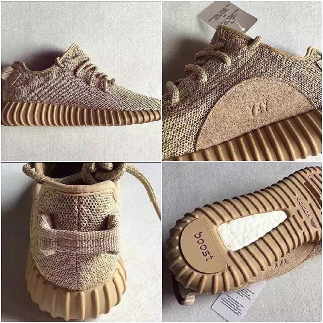 """626fcdeaf Adidas Yeezy Boost 350 """"Oxford Tan"""" Release Date"""
