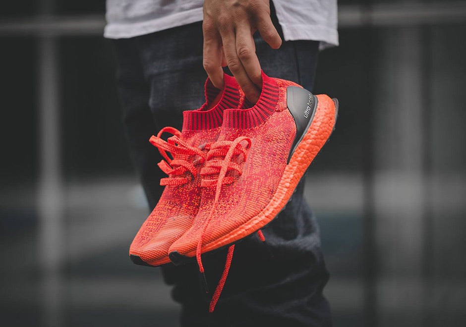 """adidas Ultra Boost Uncaged """"Triple Red"""