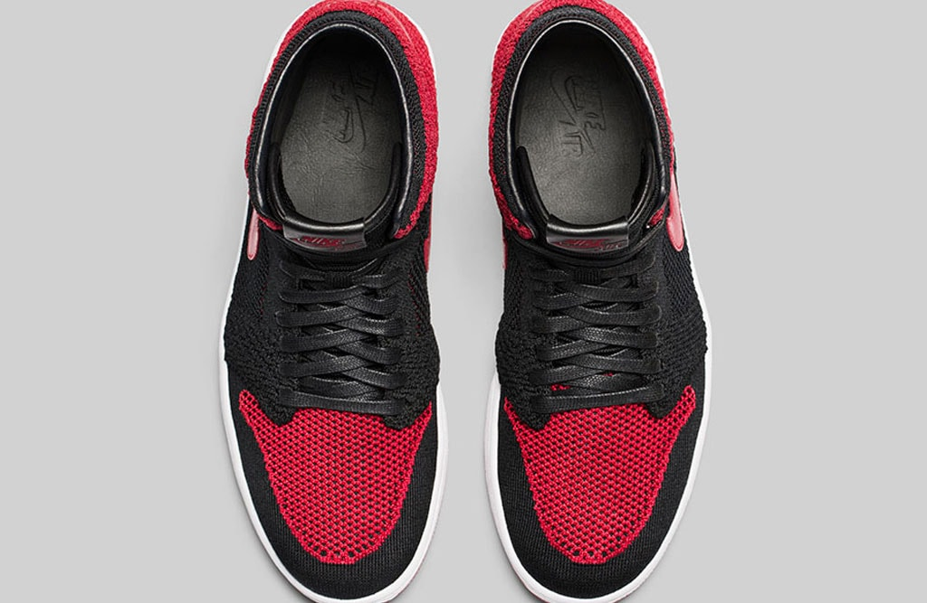 first rate 80860 6f209 ... air-jordan-1-flyknit-banned-close-up ...