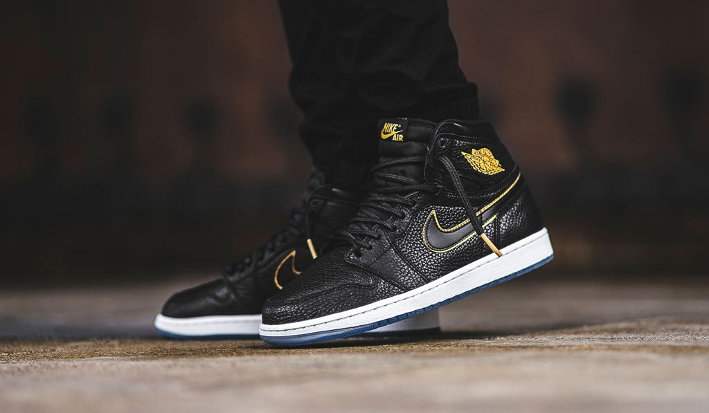 "cheap for discount 645e2 76012 Air Jordan 1 Retro High OG ""LA"" 