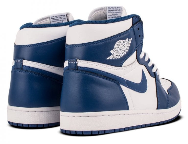 "AIR JORDAN 1 RETRO HIGH OG ""STORM BLUE""  4599c1b8e"