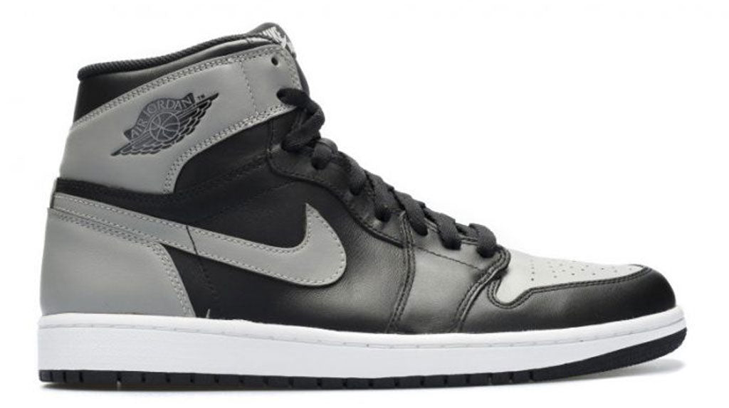 promo code ce594 fe6c9 air-jordan-1-shadow-grey-black-white