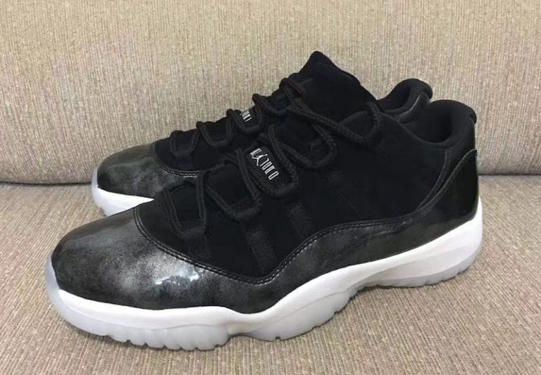 new products f002a 59ee5 Air Jordan 11 Low Barons 2017 Release | 8&9 Clothing Co.