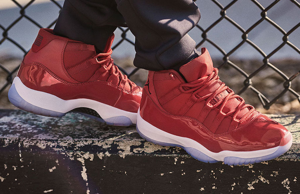 "hot sale online 9c5d4 3b4ee Air Jordan 11 ""Win Like 96"""