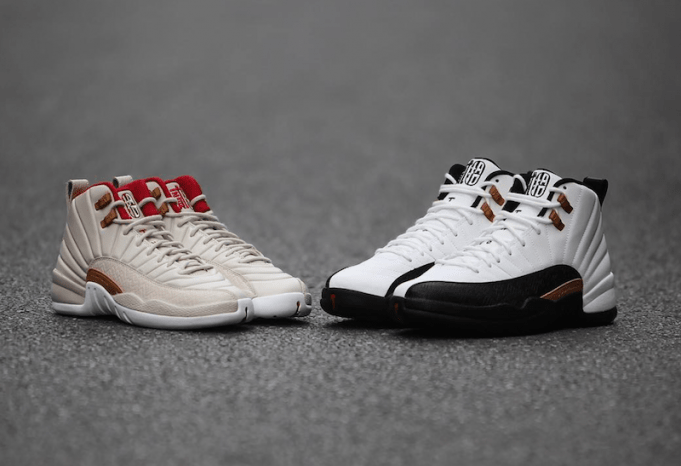 "d6fde565892 THE AIR JORDAN 12 ""CHINESE NEW YEAR"" PACK"