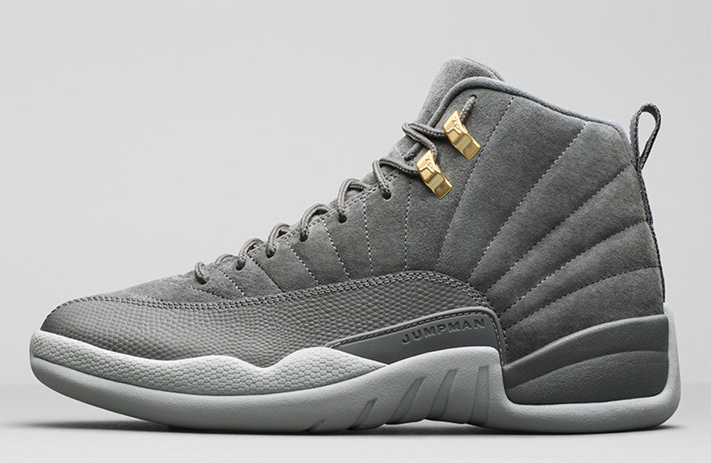 0071383e23c air-jordan-12-retro-dark-grey-2017 ...