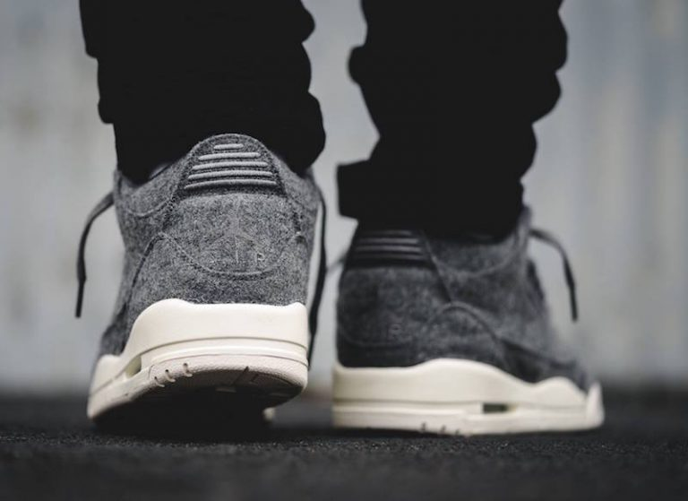 air-jordan-3-wool-on-feet-heel