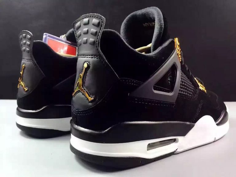 "more photos ac44d 35145 THE AIR JORDAN 4 ""ROYALTY"" 