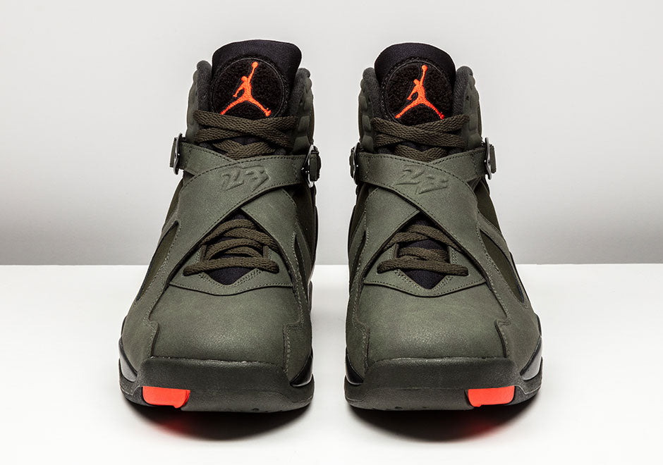 742fe8fe084330 Air Jordan 8 Take Flight Release