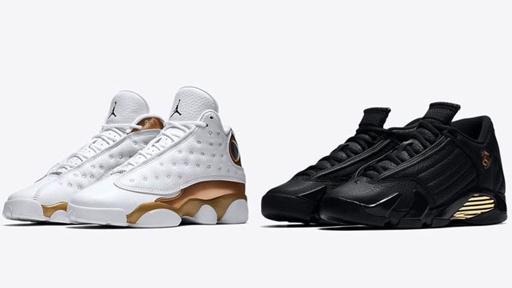 online store 812f9 1a2e1 Air Jordan 13 And 14 Defining Moments Pack