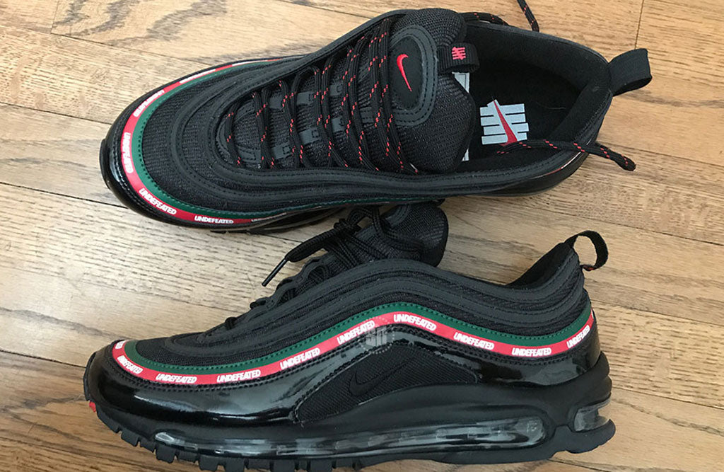 air max 97 and undefeated