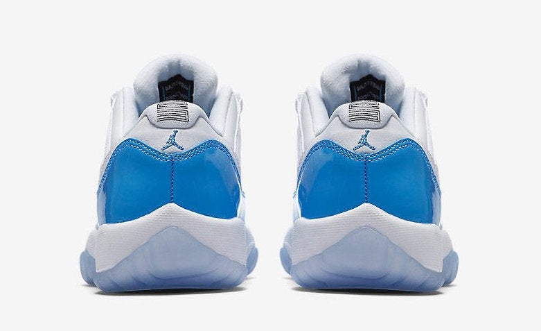 air jordan 11 low university blue (1)